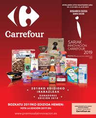 Sariak Innovación Carrefour 2019