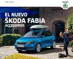 Ofertas de SKODA, El nuevo SKODA FABIA - Accesorios