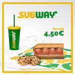 Ofertas de Subway, Subway