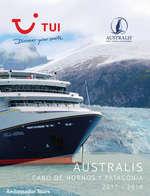 Ofertas de Viajes Cemo, Australis 2017-18