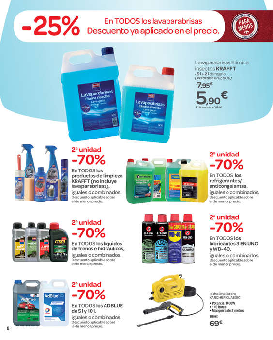 Ofertas de Carrefour, #Summérgete y disfruta de tus vacaciones