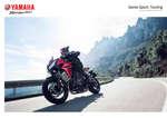 Ofertas de Yamaha, Gama Sport Touring