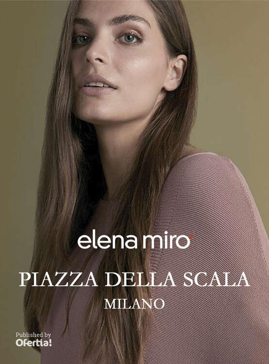 Ofertas de Elena Mirò, Piazza della Scala