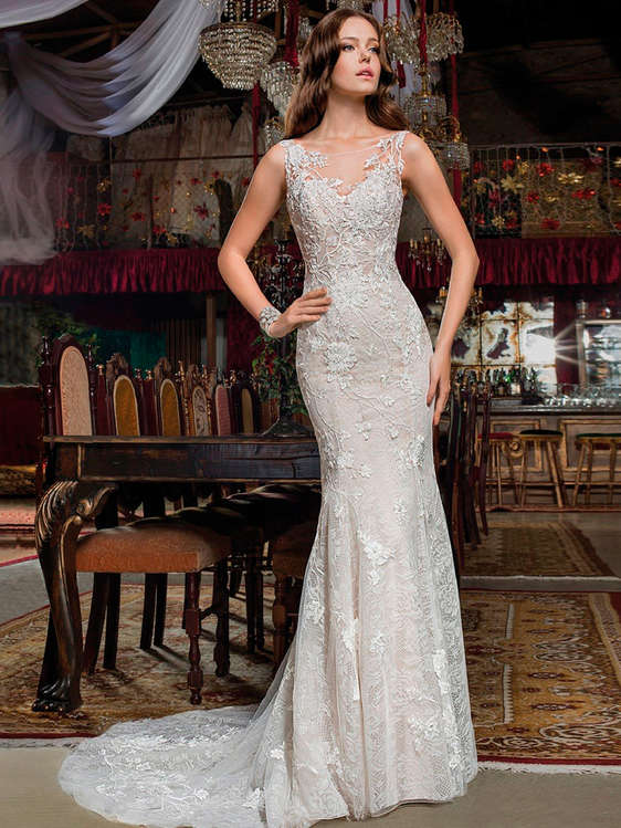 comprar vestidos de novia con cola barato en móstoles - ofertia
