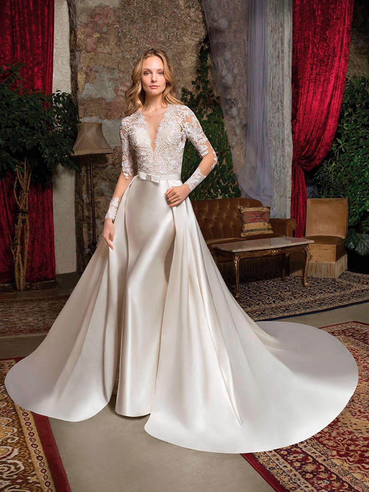 Vestidos de novia baratos mostoles