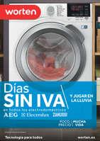 Ofertas de Worten, Días Sin IVA