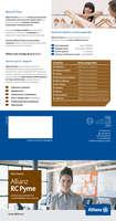 Ofertas de Allianz, Folleto Allianz RC Pyme