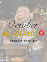 Ofertas de October, Mid Season