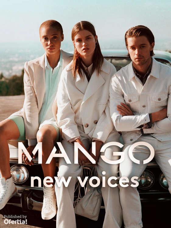 Ofertas de MANGO, New Voices