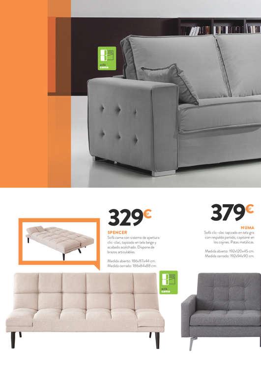 Comprar sof cama barato en santa cruz de tenerife ofertia for Donde venden sofa cama
