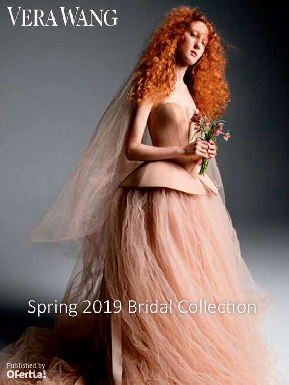 Wang Spring De Vera Collection Bridal 2019 Ofertas q1ZwRxEBt1