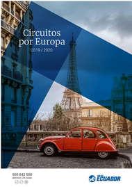 Circuitos por Europa 2019-2020