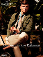 Ofertas de Hackett, Our Man in the Bahamas