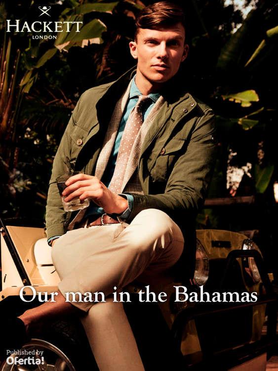 Ofertas de Hackett, Our Man in the Bahamas
