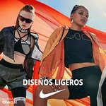 Ofertas de Nike, Diseños ligeros
