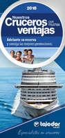 Ofertas de Viajes Tejedor, Nuestros cruceros con muchas ventajas