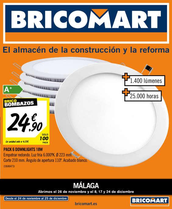 Bricomart m laga ofertas cat logo y folletos ofertia - Estufa pellets bricomart ...