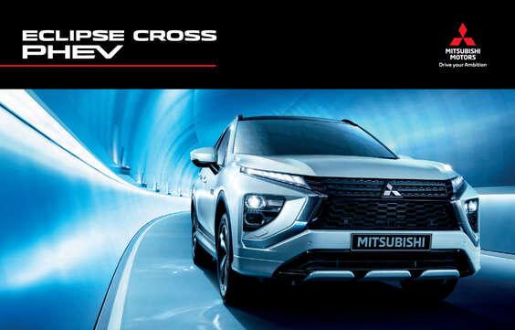 Ofertas de Mitsubishi, Eclipse Cross PHEV