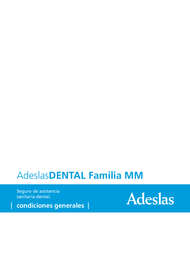 Adeslas dental familia MM