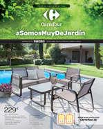 Ofertas de Carrefour, #SomosMuyDeJardín