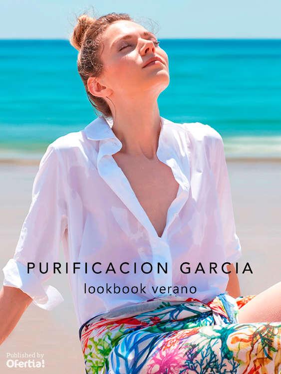Ofertas de Purificación García, Lookbook Verano