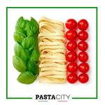 Ofertas de Pasta City, Carta