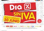 Ofertas de Dia Market, Día Sin IVA