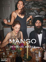 Ofertas de MANGO, Intimate Dinner