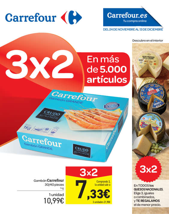 Carrefour cat logo ofertas y folletos ofertia - Ofertia folleto carrefour ...