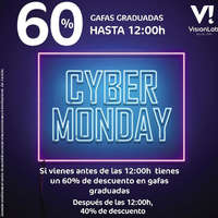 Vision Lab Cyber Monday