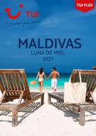 Ofertas de Linea Tours, Luna de miel en Maldivas