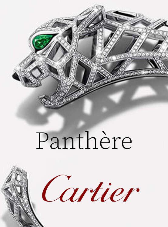 Ofertas de Cartier, Panthère
