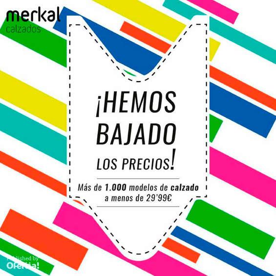 Ofertas de Merkal, ¡Hemos bajado los precios!