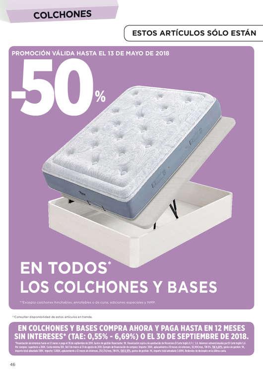 Comprar Base de colchón barato en Sant Boi de Llobregat - Ofertia