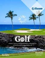 Ofertas de Viajes Ecuador, Golf