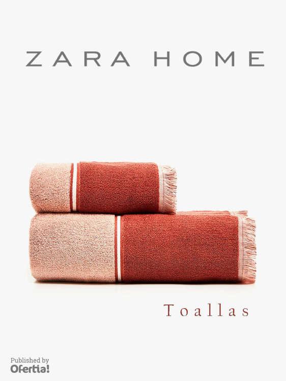 Ofertas de ZARA HOME, Toallas