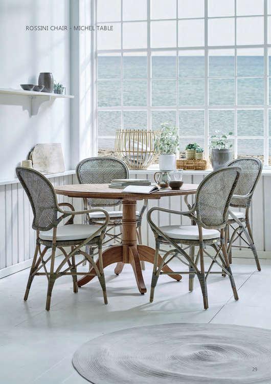 Comprar Conjunto mesa y sillas comedor barato en Sueca - Ofertia