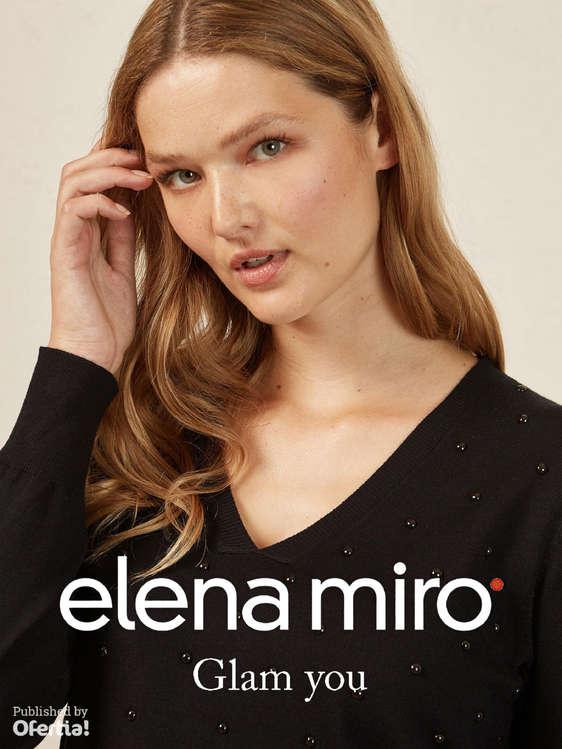 Ofertas de Elena Mirò, Glam you