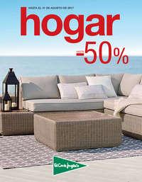 Hogar - Hasta -50%