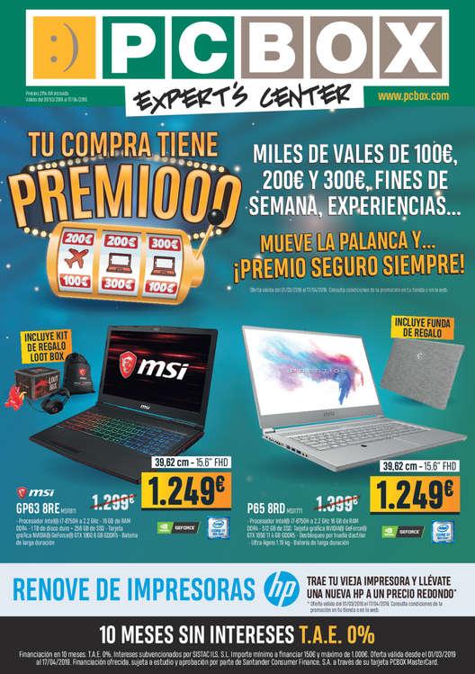 f682d14f12d17 PC Box Bilbao Calle Doctor Areilza