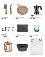 Ofertas de Casa Viva, Catálogo primavera-verano