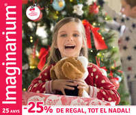 -25% de regal, tot el Nadal!