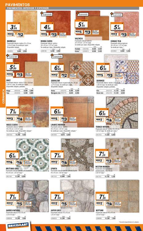 Ofertas de Bricomart, Reformas e instalaciones - Castellón