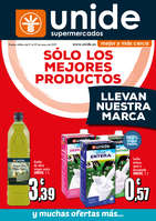 Ofertas de Unide Market, Solo los mejores productos llevan nuestra marca
