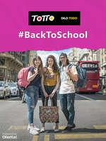 Ofertas de Totto, Back to school