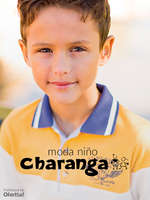 Ofertas de Charanga, Moda Niño