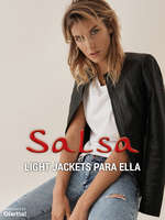 Ofertas de Salsa Jeans, Light jackets para ella