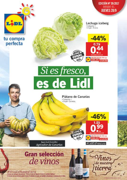Lidl torrej n de ardoz cat logo ofertas y folletos for Catalogo de ofertas lidl