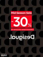 Ofertas de Desigual, Mid Season Sale