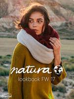 Ofertas de Natura, Lookbook FW 17